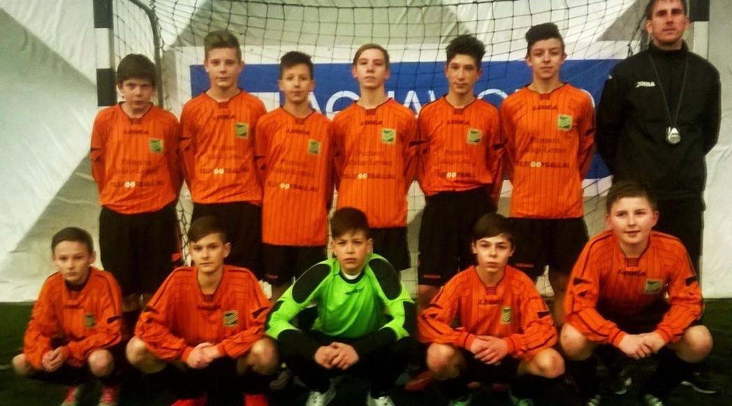 U14-es Dorogi FC csapata