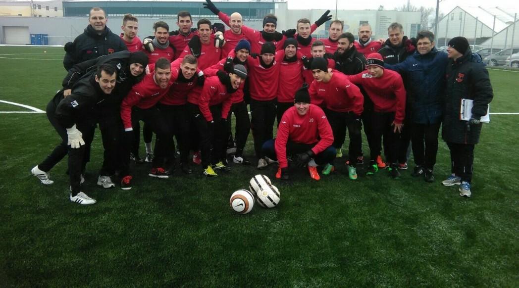 Edzőtáborozott és edzőmérkőzést játszott a Dorogi FC Ausztriában