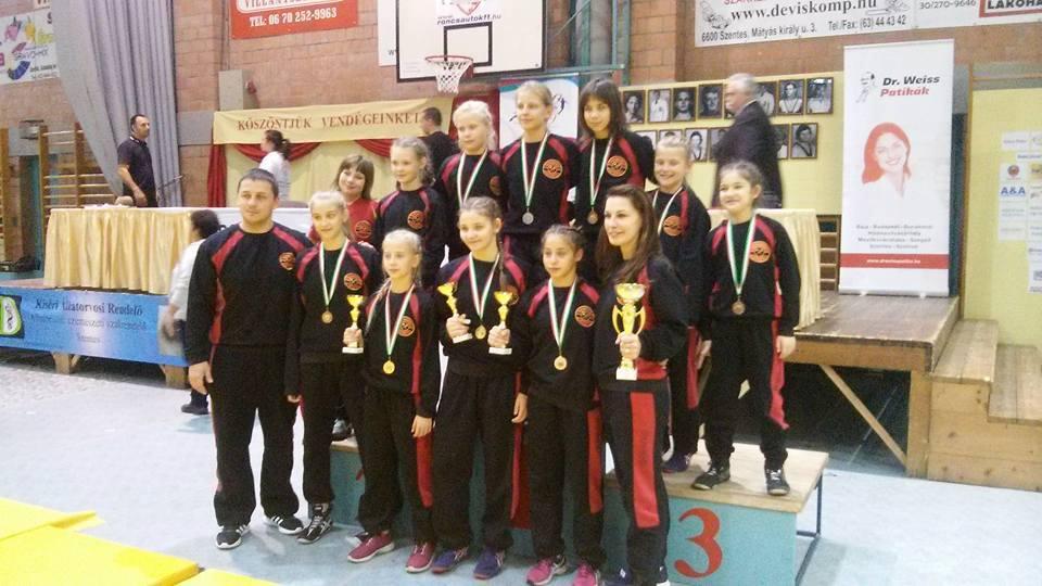 Birkózás - diák és serdülő leány országos bajnokság