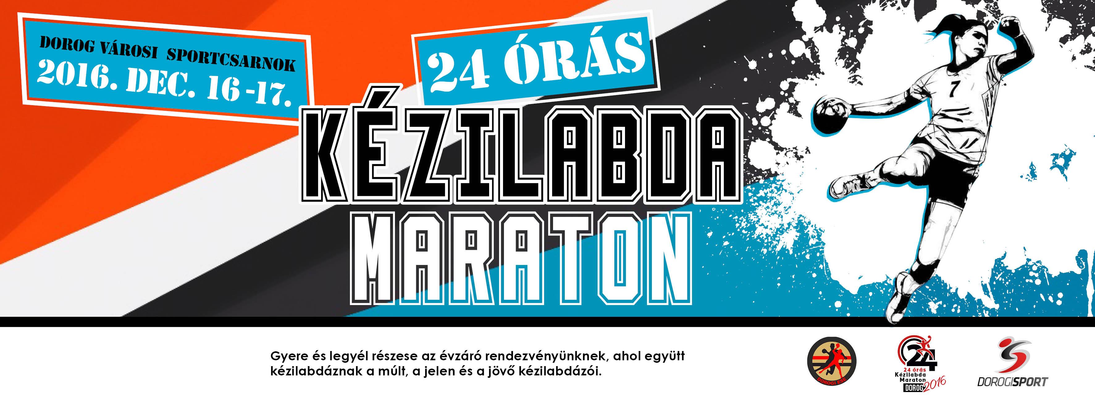 Újra 24 órás Kézilabda Maraton